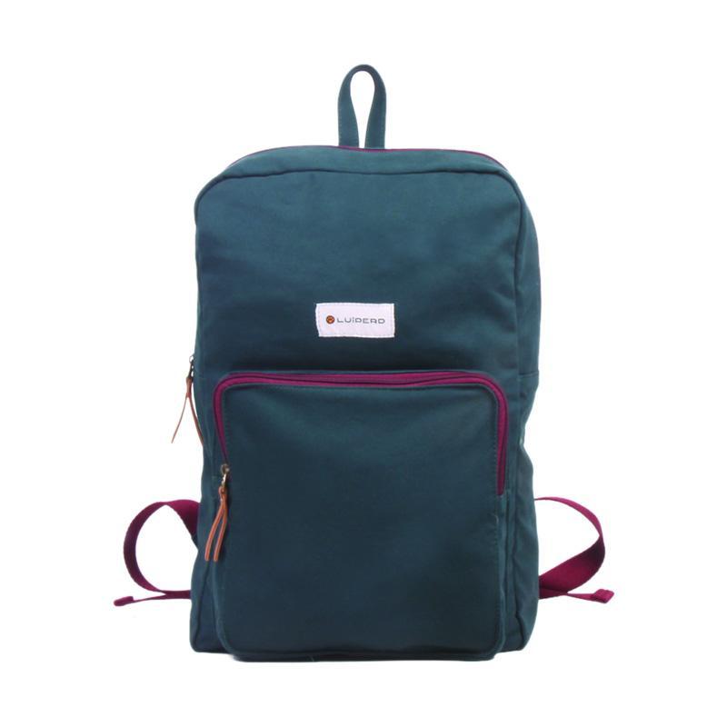 Luiperd BBP.55 Daily Backpack - Dark Green