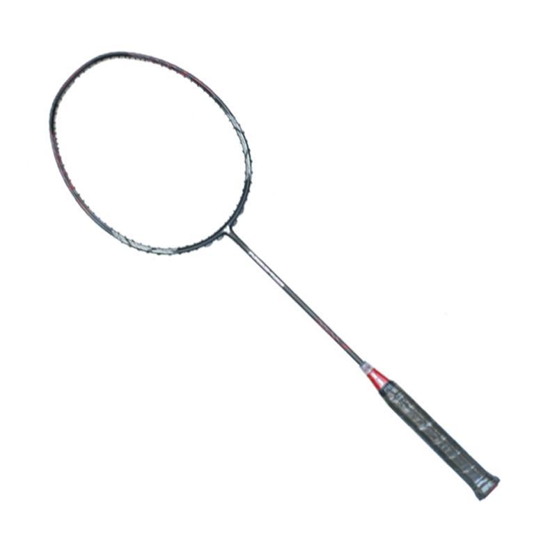 Yang Yang Furious R950 Raket Badminton - Black Red