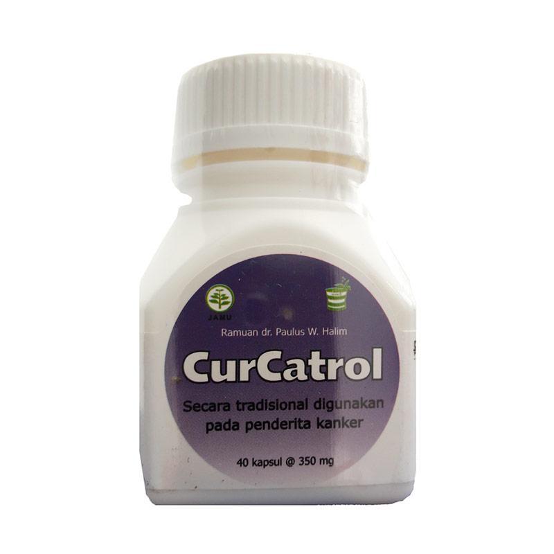 CurCatrol Suplemen Herbal Tumor dan Kanker