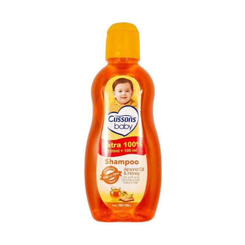 Cussons Baby Shampoo Almond Oil and Honey [100 + 100 mL]