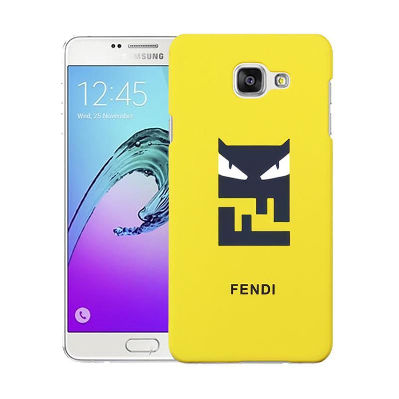 Fendi Givenchy C101 Hardcase Casing for Samsung Galaxy A710