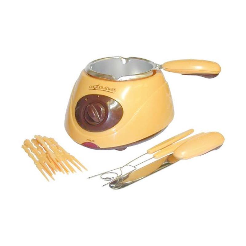 Gogo Model CHOCOLATIERE ALAT PELELEH PENCAIR COKLAT