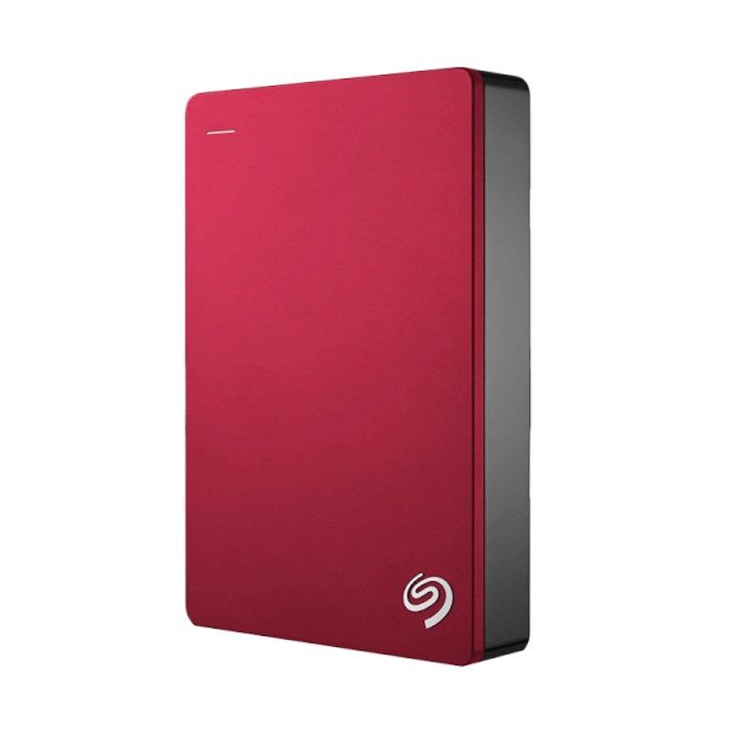 harga Seagate Backup Plus Portable Hard Disk Eksternal [4 TB/2.5 Inch] + Free Softcase Blibli.com