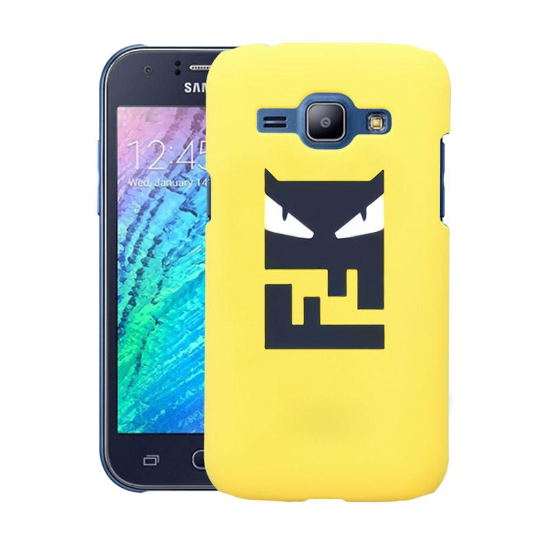 Fendi Givenchy C101 Hardcase Casing for Samsung Galaxy J1