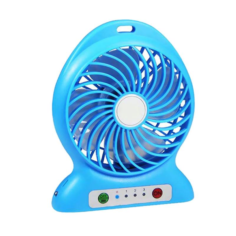 Kipas Angin Usb Portable Powerbank Mini Fan Usb VOTRE
