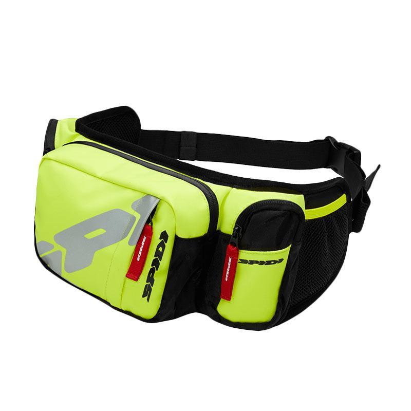 Spidi Pouch 3.0 Waistpack Fluo Tas Pinggang - Yellow