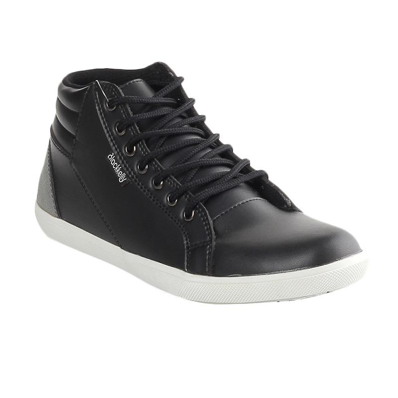 Blackkelly Rodriguez LAY 690 Sepatu Sneakers Pria - Hitam