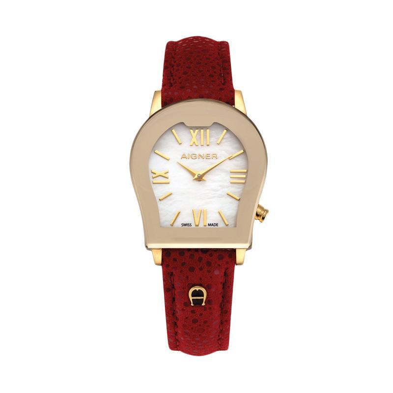 Aigner Vittoria AGA32297C Watches Jam Tangan Wanita - Red