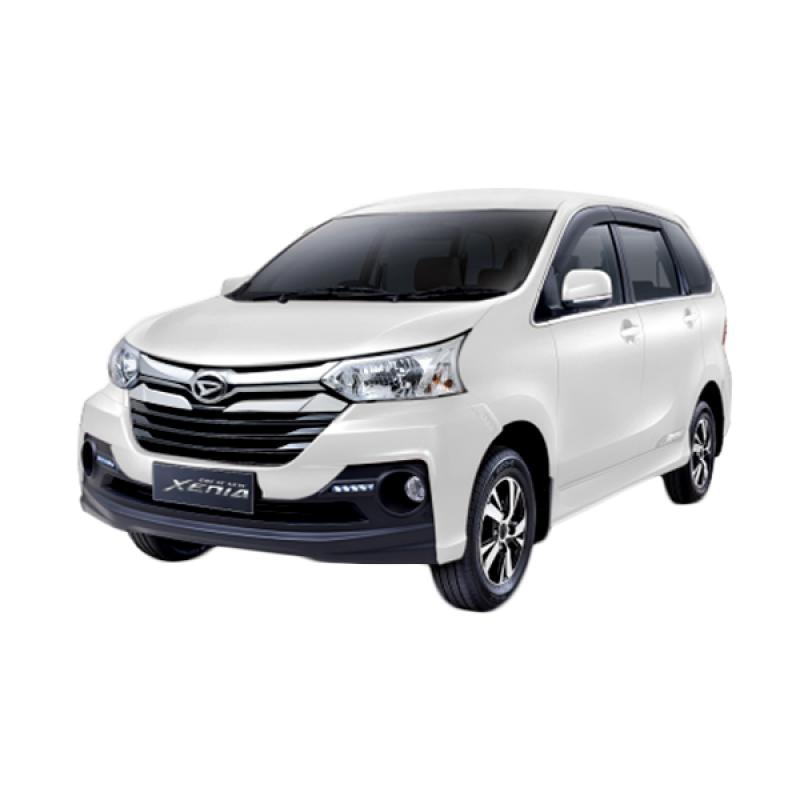 Daihatsu Great New Xenia X 1.3 STD Mobil - Icy White
