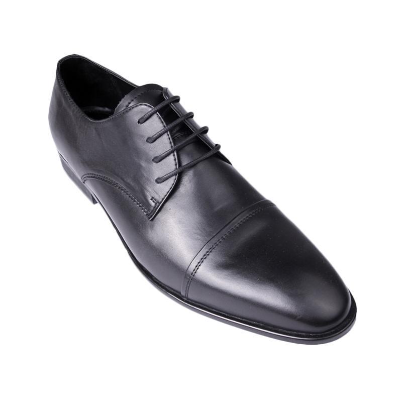 Ftale Footwear Calore Mens Shoes Sepatu Pria - Black