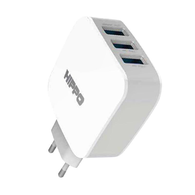 Hippo Multi Adaptor Aero 3 Ports USB Simple Pack