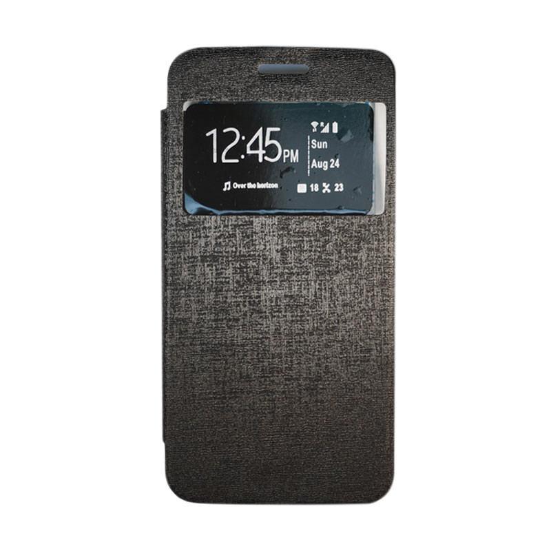 harga Gea Flip Cover Casing for Samsung Galaxy Ace 3 Duos - Hitam Blibli.com