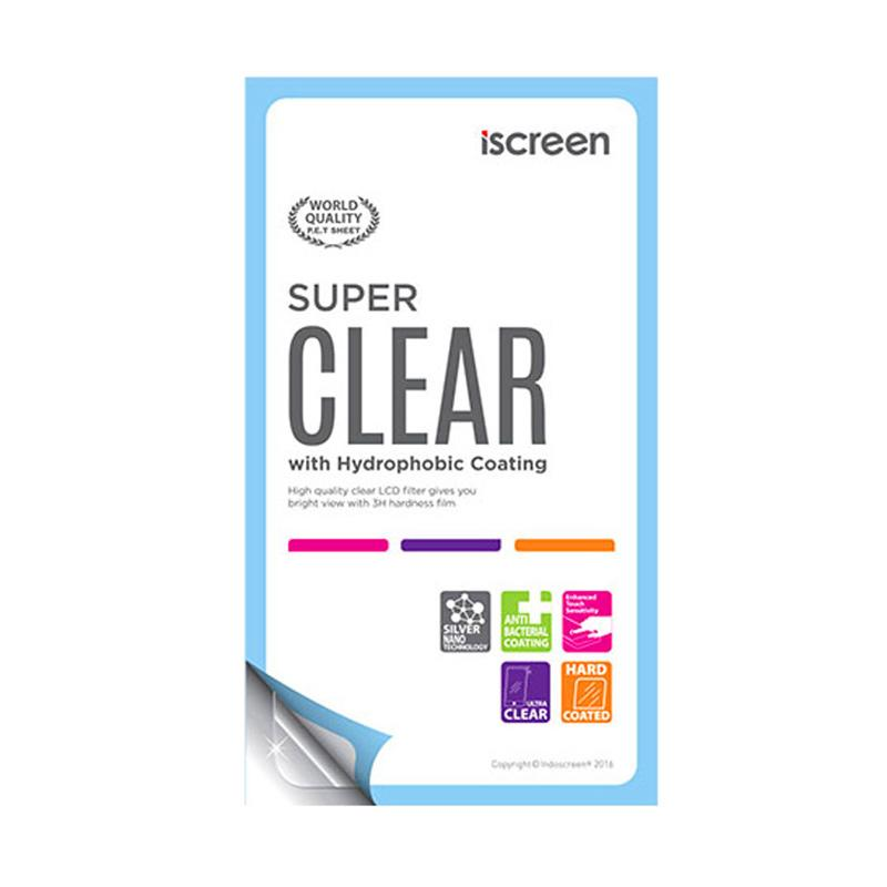 indoScreen iScreen Anti Gores Scree Protector for LG K10 K430D-K420N - Clear