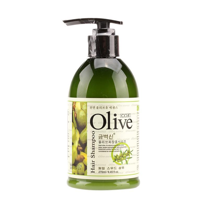 Olive Penyubur Dan Pemanjang Rambut Shampoo