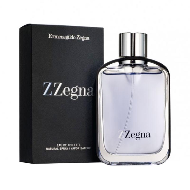 Ermenegildo Zegna Z EDT Parfum Pria [100 mL] Ori Tester Non Box