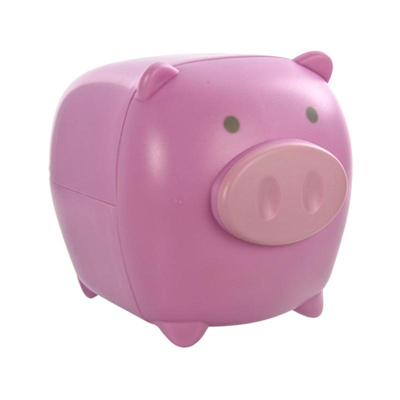 harga Kadounik Celengan Babi Babe dengan Kunci Rahasia - Pink Blibli.com