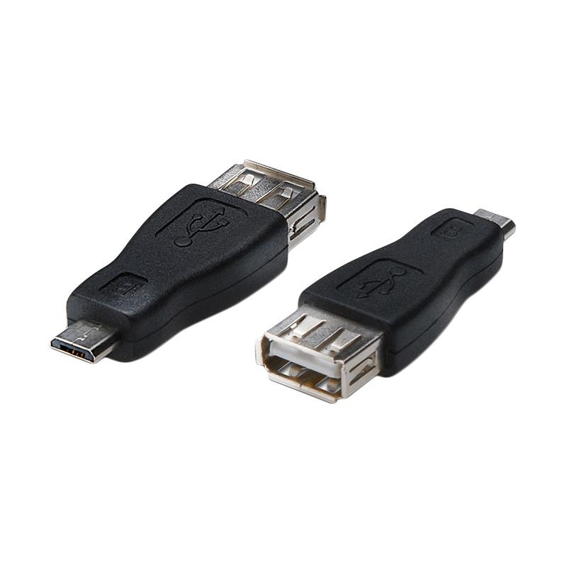 OEM USB Female to Micro USB Male OTG Konektor Adapter