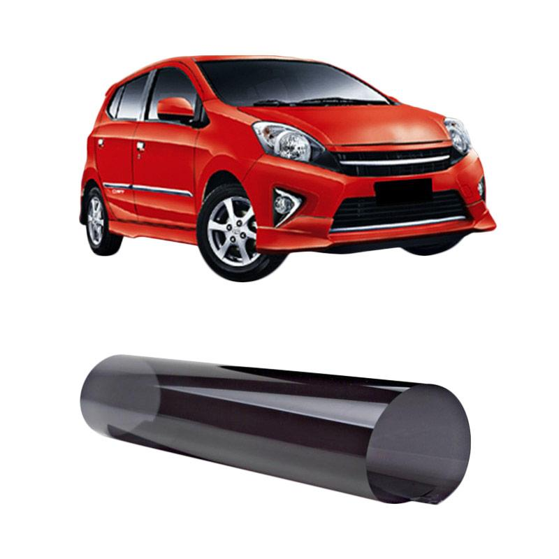 3M Auto Film Paket Eco Black Kaca Film Mobil for Toyota Agya