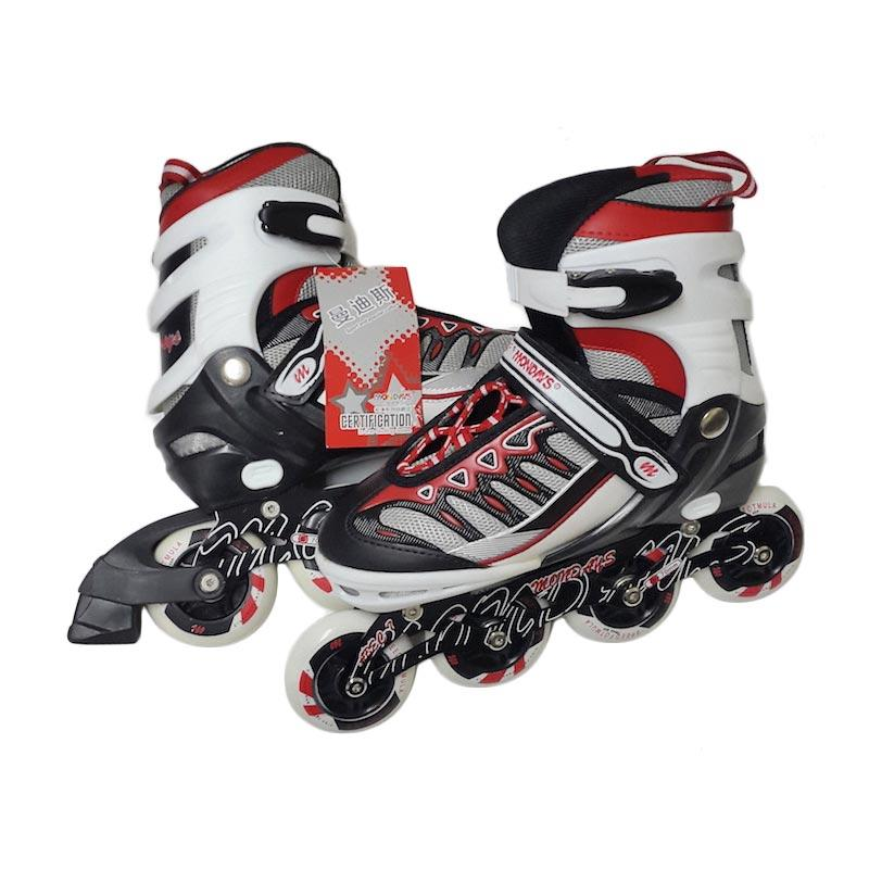 harga Mondays MY Skate Sepatu Roda - Merah Blibli.com