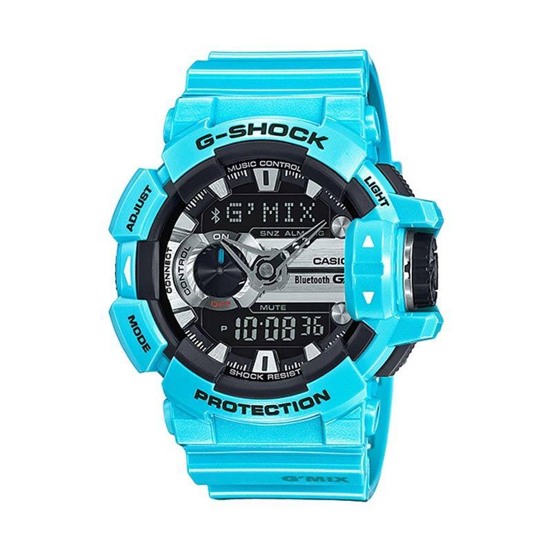 Casio G-Shock Bluetooth Smart Jam Tangan Pria GBA-400-2CDR