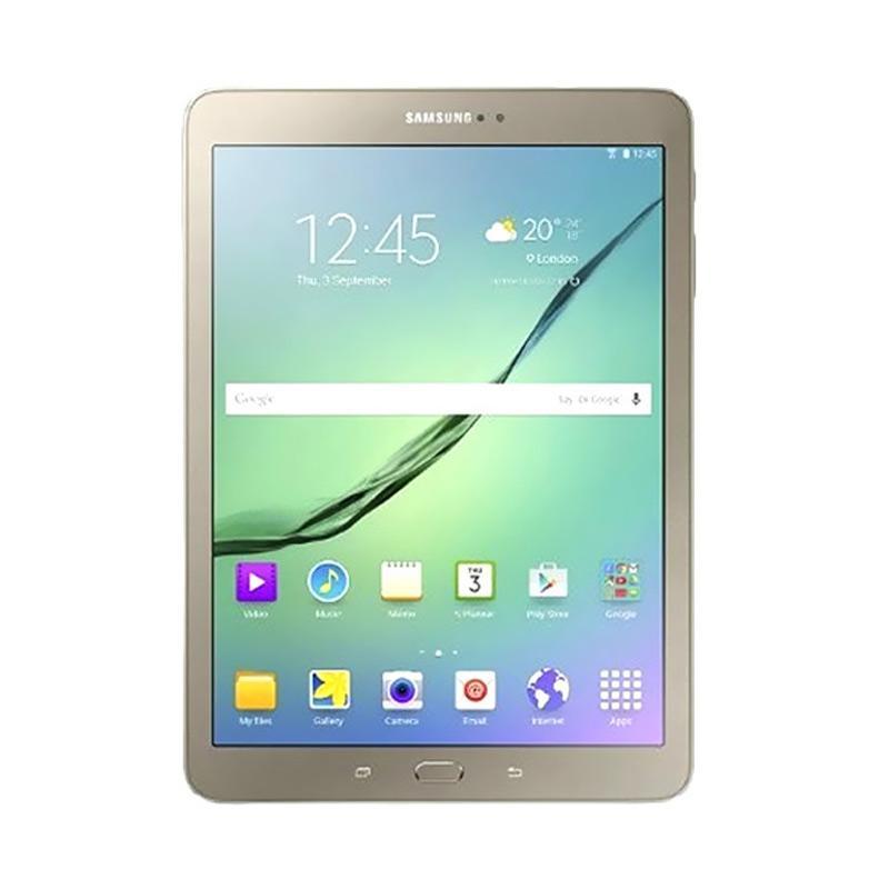 Samsung Galaxy Tab S2 SM-T719Y Tablet - Gold [32GB/ 3GB/ 8 Inch]