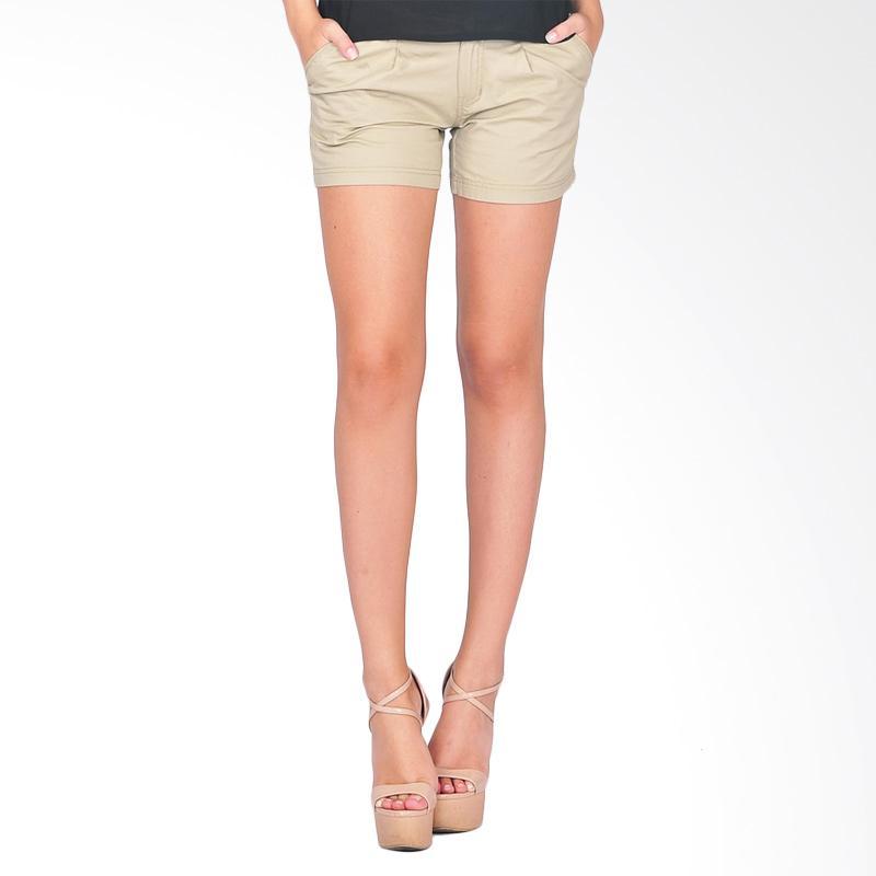SJO's Double Pants Women's Short - Khaky