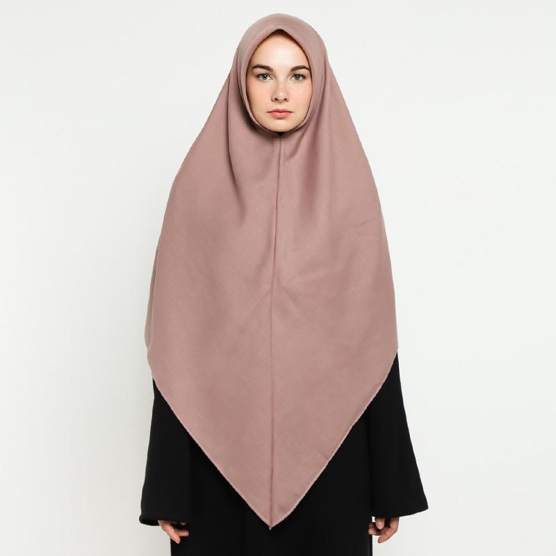 SABA Modest Wear Instant Voile Jilbab Instant Wanita Milo
