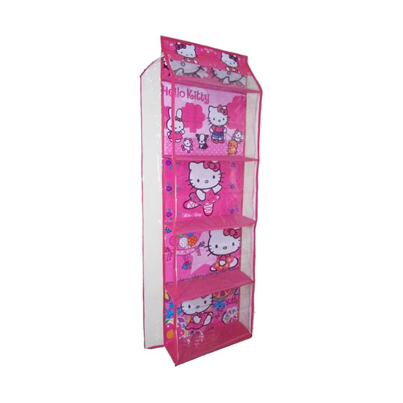 Angentyas Hello Kitty Rak Tas Gantung - Pink