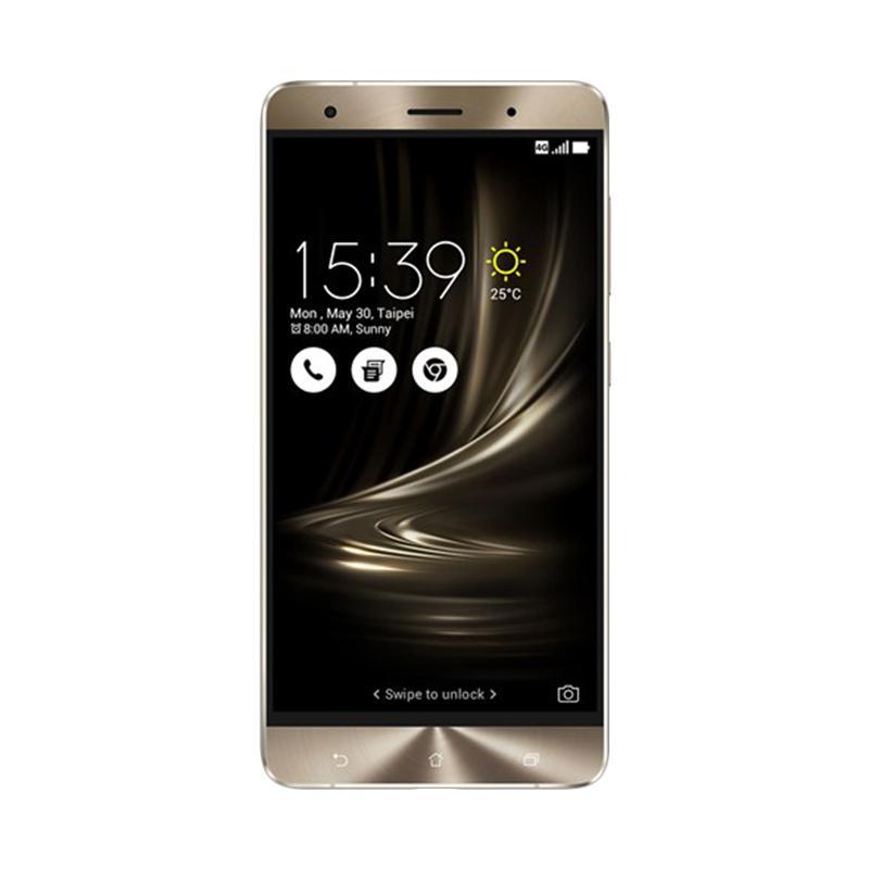 Asus Zenfone 3 Deluxe ZS570KL Smartphone Gold 64GB 6GB