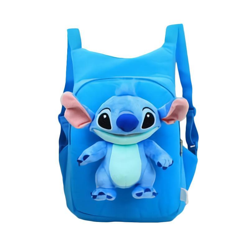 harga Disney School Bag 5 Boneka Lilo and Stitch Tas Ransel Blibli.com