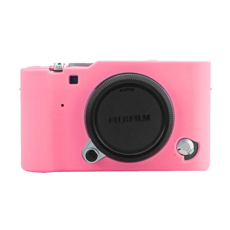 Fujifilm X-A3/XA3 Silicone Case for Camera - Pink Muda