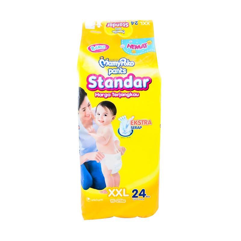 MamyPoko Pants Standar Popok Anak [XXL /24 pcs]