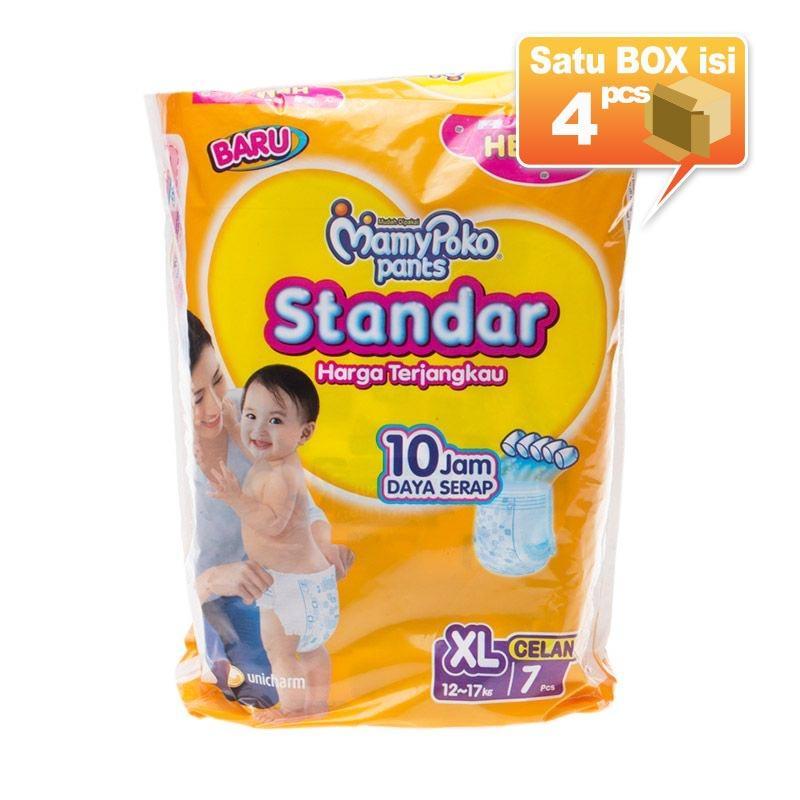 MamyPoko Pants Standard XL 7pcs [4pcs-karton]
