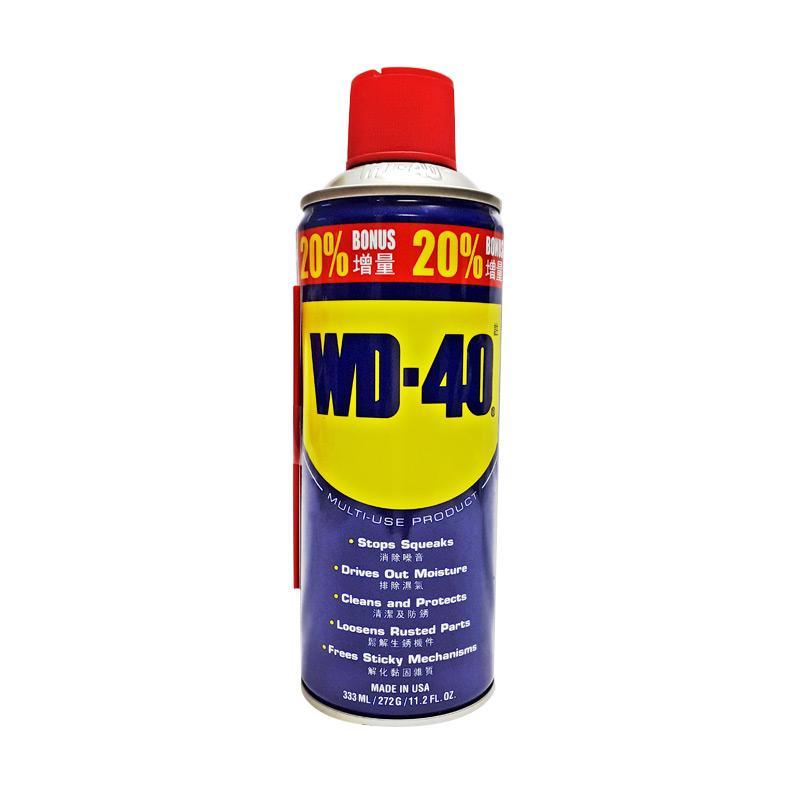 WD-40 Multiuse Product Pelumas Multiguna [333 mL/11.2 FL. oz]