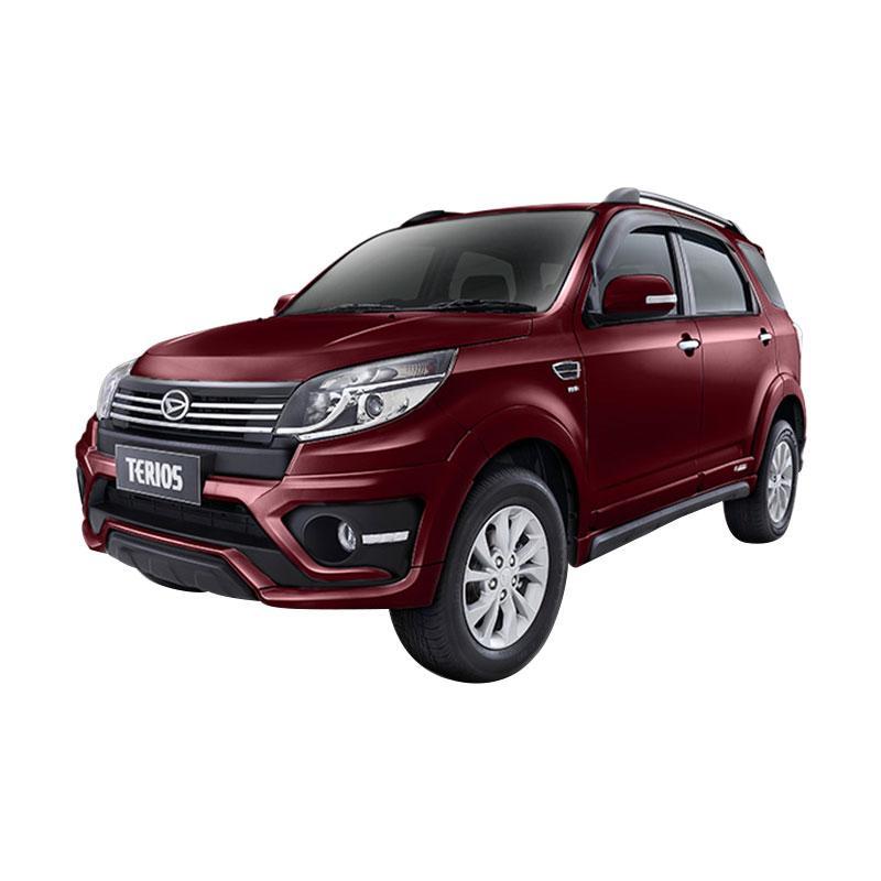 Daihatsu Terios R Adventure Mobil - Scarlet Red