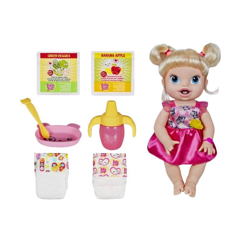 harga Baby Alive My Baby All Gone Doll (Blonde) Original Item Blibli.com
