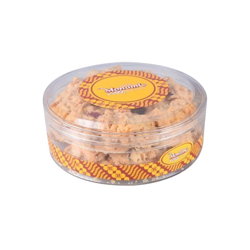Monami Bakery Corn Flakes Kue Kering [Toples Kecil]