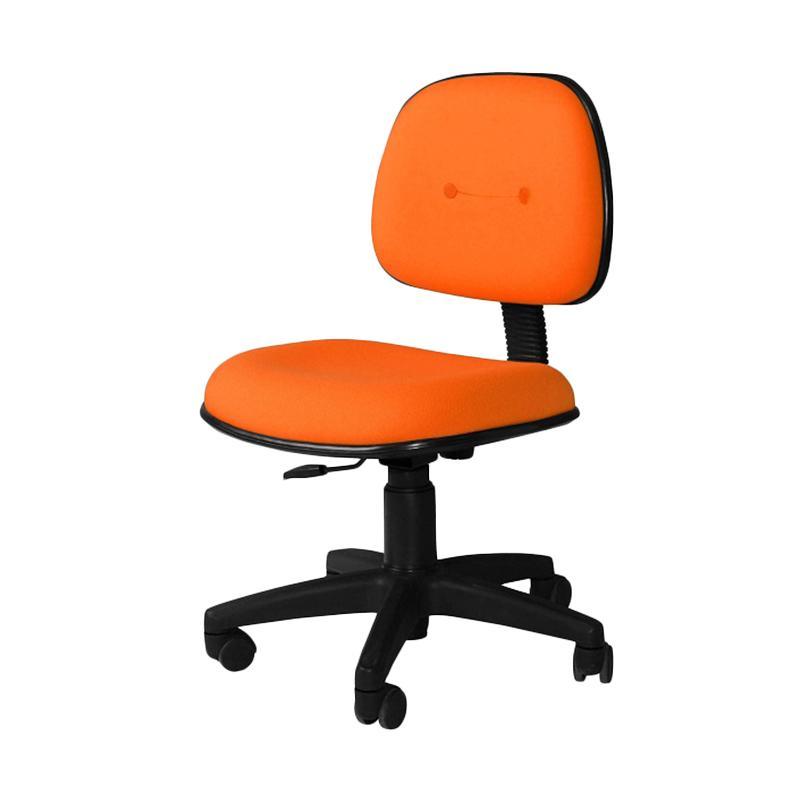Uno U-11 London G Office Chair - Orange [Khusus Jabodetabek]