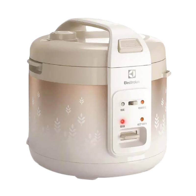 Electrolux ERC3405 Rice Cooker - Light Brown [1.8 L]