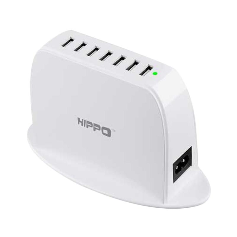 Hippo Multi Adaptor Nave 7 Ports USB Simple Pack