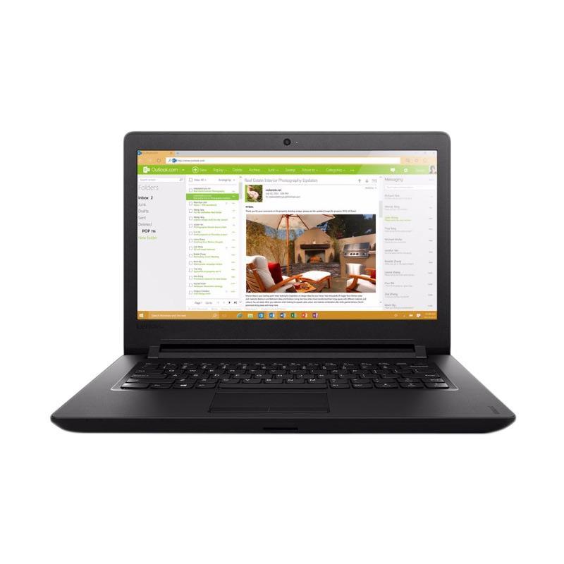 harga Lenovo Ideapad 110 Notebook [i5 6200U/ 4GB/ 1TB/ R5 M430 2GB/ DOS/ 14 Inch HD] Blibli.com