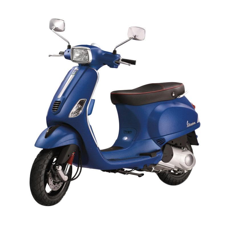 harga Vespa S 125 3V I.E Sepeda Motor - Light Blue [OTR Semarang] Blibli.com