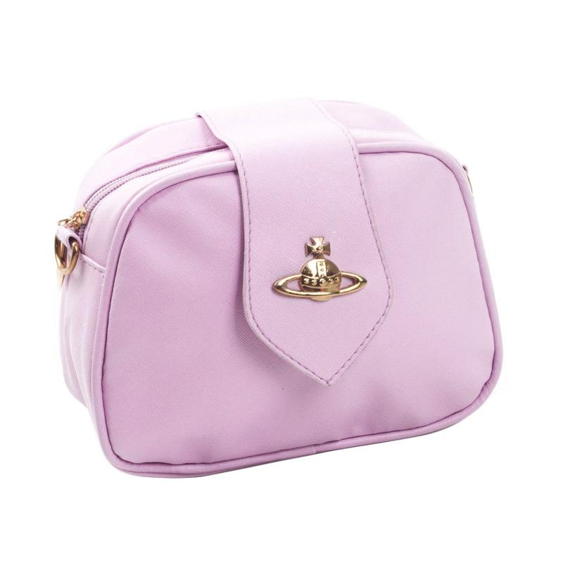 harga Paroparoshop Saturn Slingbag - Purple Blibli.com