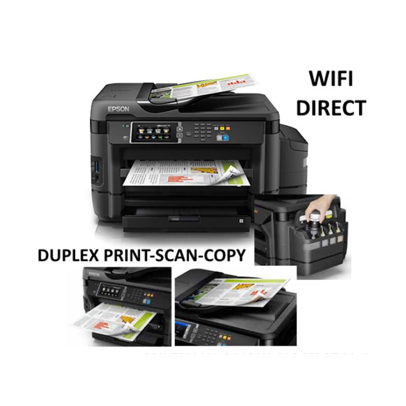 Epson L1455 A3 Wi-Fi Duplex All-in-One Ink Tank Printer