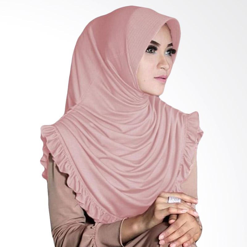Kus Group Hijab Sofia Kerudung - Dusty Pink