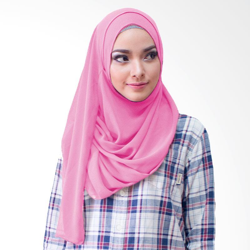 Milyarda Hijab Paloma Kerudung Instan - Pink