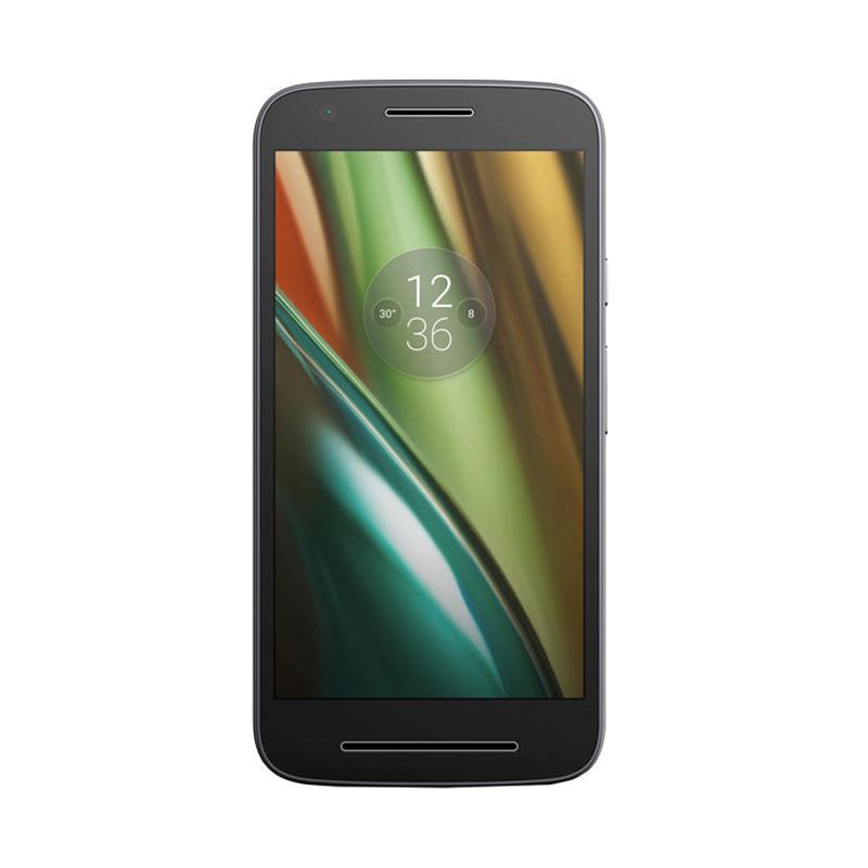Motorola Moto e3 Power Smartphone - Black [16GB/ 2GB]
