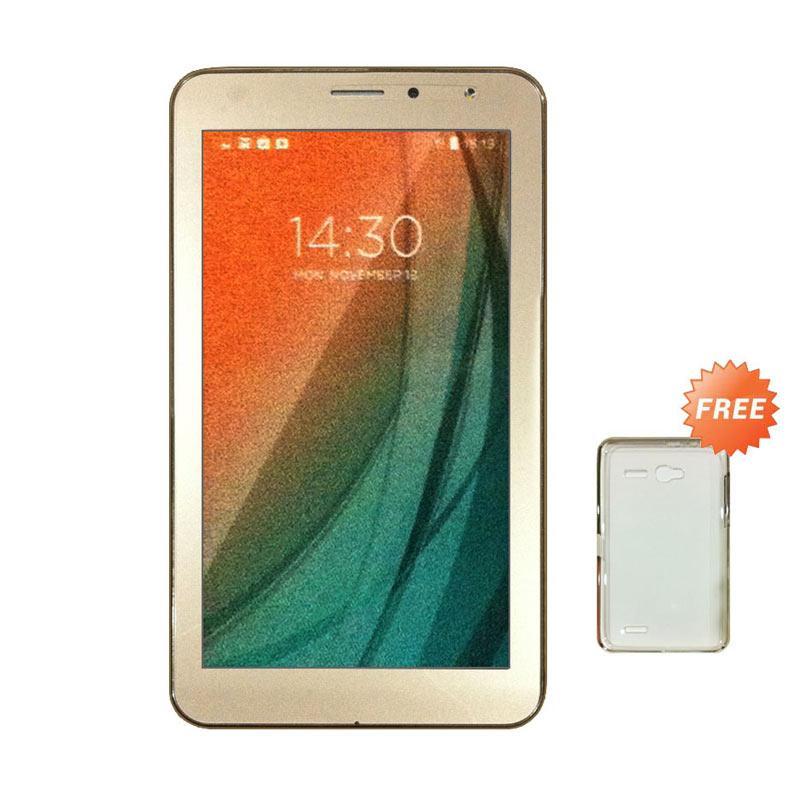 Advan Vandroid i7A Tablet - Gold [8 GB/4G LTE] + Free Silicon Case - 9291876 , 15512911 , 337_15512911 , 1299000 , Advan-Vandroid-i7A-Tablet-Gold-8-GB-4G-LTE-Free-Silicon-Case-337_15512911 , blibli.com , Advan Vandroid i7A Tablet - Gold [8 GB/4G LTE] + Free Silicon Case