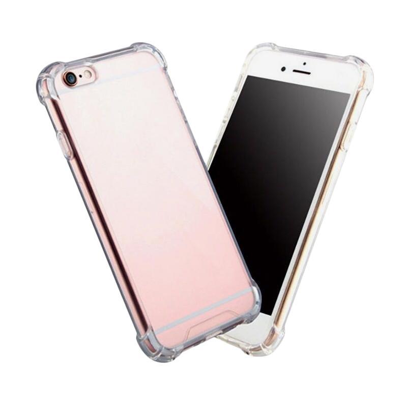 Jual OEM Anticrack Casing for iPhone 6 Plus or 6s Plus - Clear Online - Harga & Kualitas Terjamin | Blibli.com