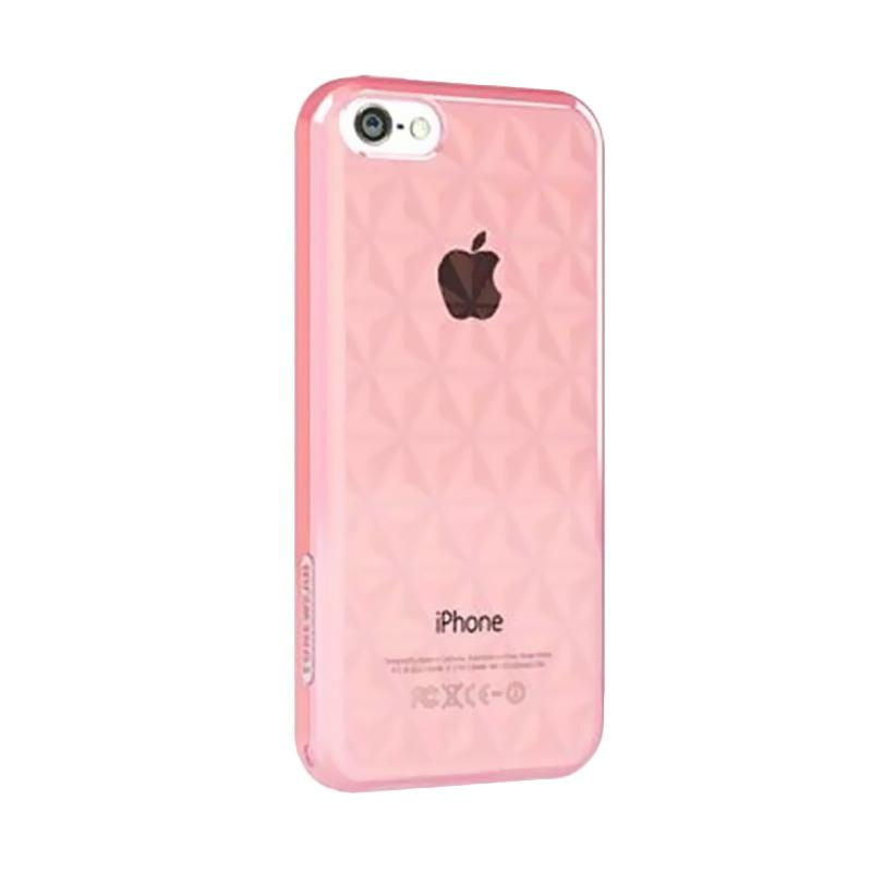 Tunewear Tuneprism Casing for iPhone 5C - Peach